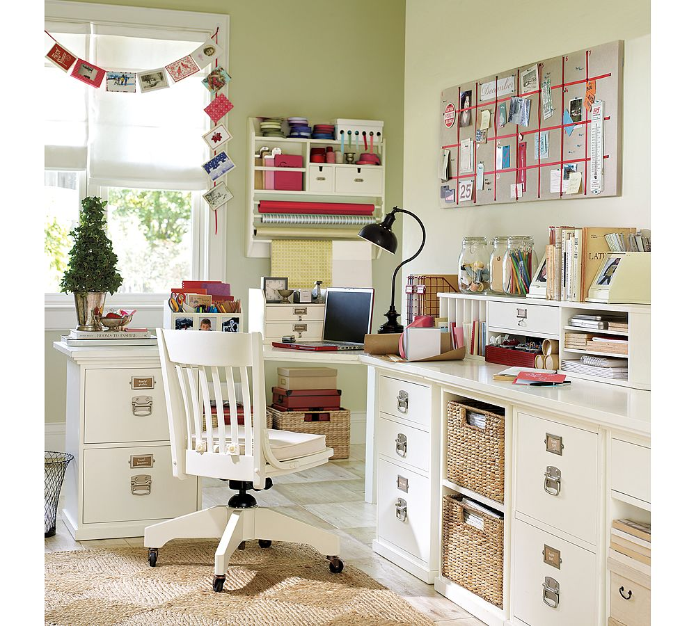 Colorful Cozy Spaces: 50 Inspirações Para Home Office