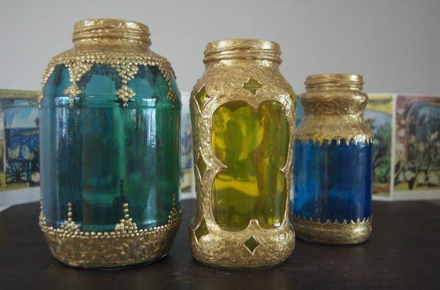 Lanterna Marroquina parte 1