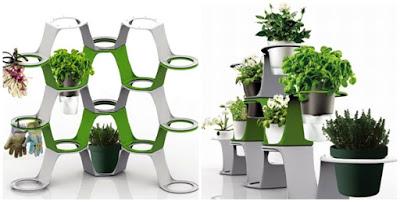 horta-apartamento-moderna-criativa-vasos-encaixado
