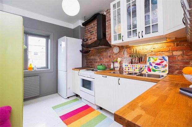1-cozinha-cinza-colorida-moderna-divertida