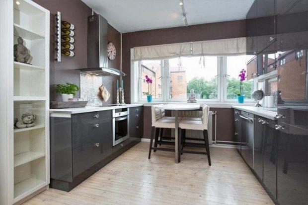 4-cozinha-marrom-sóbria-moderna