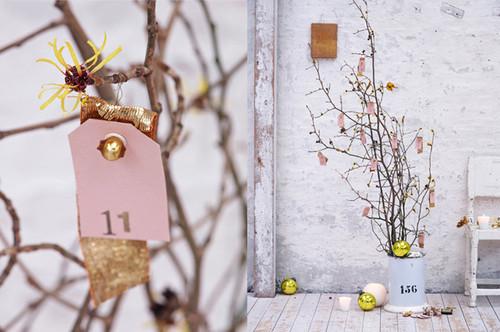 Ramos de árvore natalicios 02