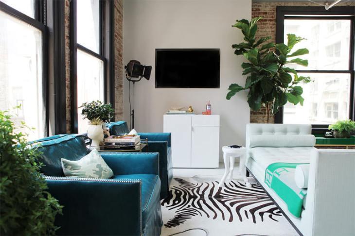 12-sala-tv-pequena-decorada