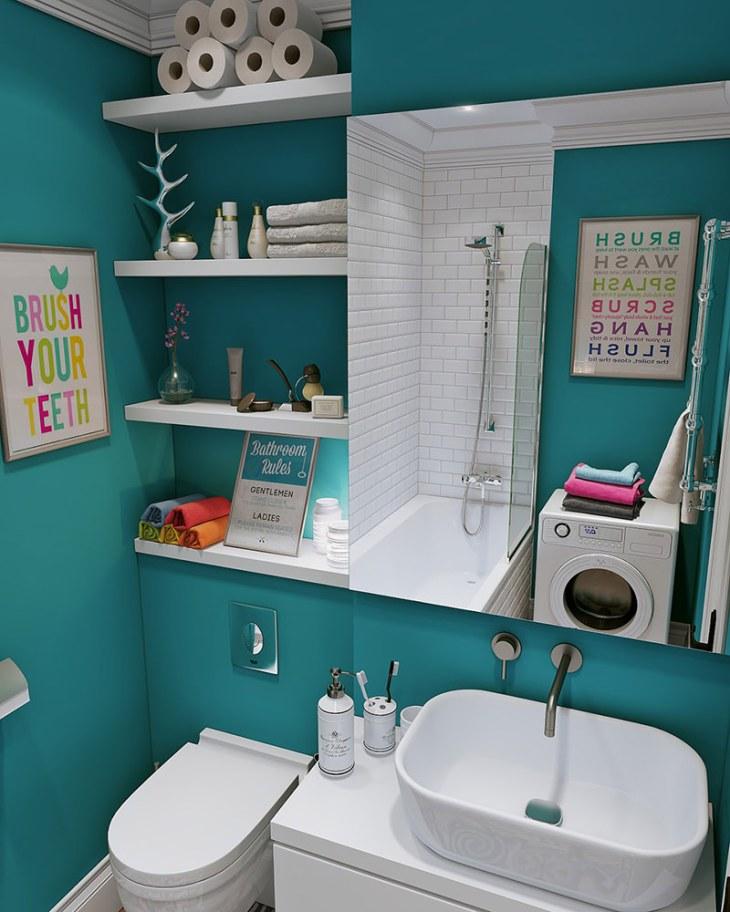 28-banheiro-pequeno-decoração-colorida