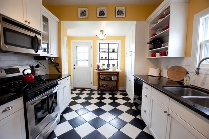 9-cozinha-amarela-piso-xadrez