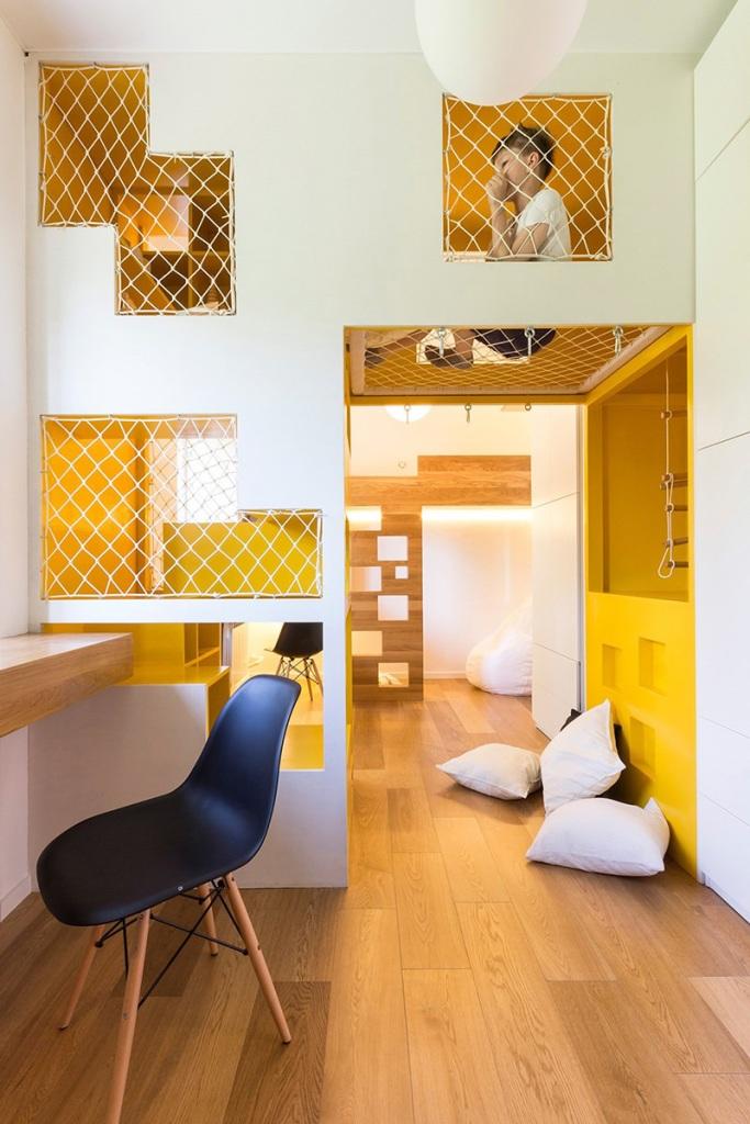 11-decoração-amarela-quarto-criança