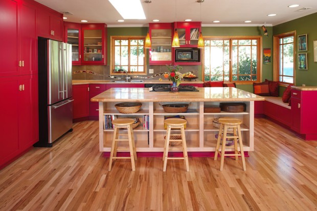 cozinha-vermelha-madeira-1